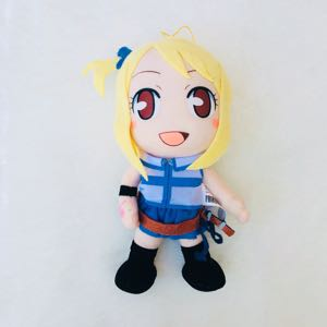 Fairy Tail Lucy Plush Anime