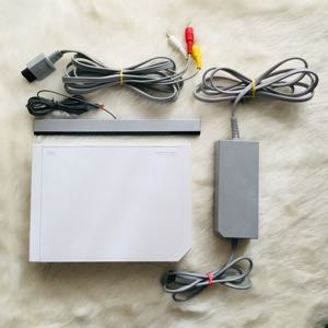 Nintendo Wii Console Working & Tested