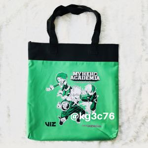 AX My Hero Academia Bag Tote Exclusive