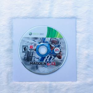Madden NFL 2013 Xbox 360 Kinect