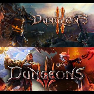 Dungeons 2 + 3 Bundle