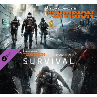 Tom Clancy's The Division™ + Survival DLC (EU/ASIA)
