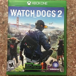 Watch Dogs 2 with DLC and Game Guide