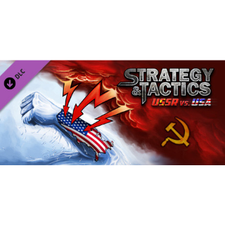 Strategy & Tactics: Wargame Collection - USSR vs USA! Key Steam GLOBAL