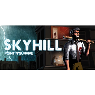 Skyhill STEAM INSTANT DELIVERY
