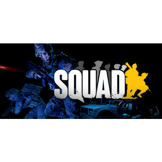 [LIMITED] Squad steam key global CHEAPEST EVER