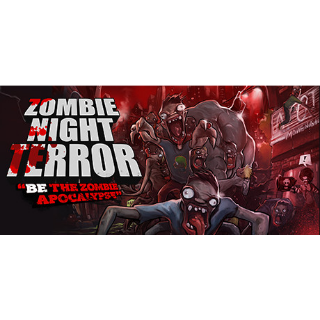 Zombie Night Terror STEAM INSTANT DELIVERY