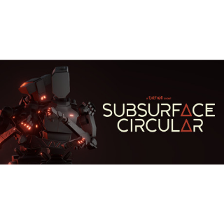 Subsurface Circular steam key global INSTANT DELIVERY
