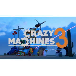 Crazy Machines 3 Steam Key [Instant Delivery]