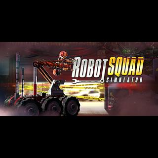 Robot Squad Simulator 2017 Steam Key Global