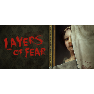 Layers of Fear STEAM INSTANT DELIVERY