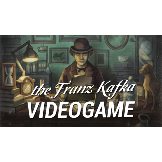 The Franz Kafka Videogame STEAM INSTANT DELIVERY