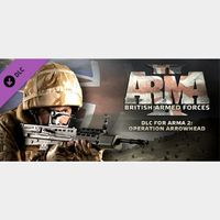 Arma 2: British Armed Forces KEY INSTANT DELIVERY