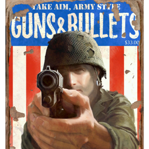 Aid | (50) Guns and bullets #7