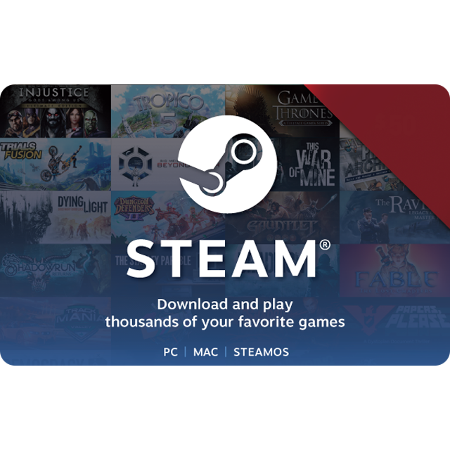 Steam 50 Euro Gift Code Instant Digital Delivery 62 Steam