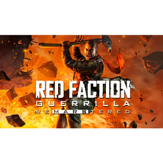 Red Faction Guerrilla Re-Mars-tered - Steam Key (Instant Delivery)