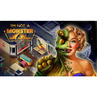 I'm not a Monster - Steam Key (Instant Delivery)