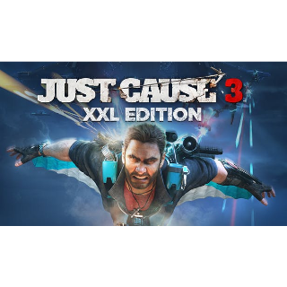 Just Cause 3 XXL Edition - Steam Key (Instant Delivery)