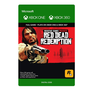 Red Dead Redemption XBOX ONE / XBOX 360 Key