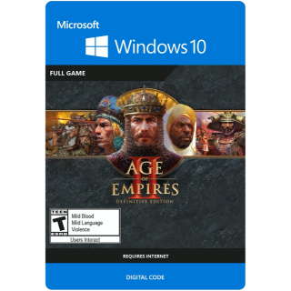 Age of Empires 2: Definitive Edition - Windows 10 Key GLOBAL