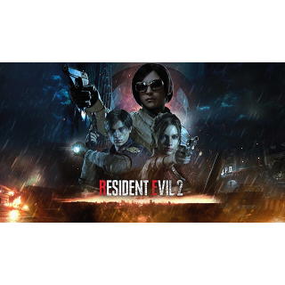RESIDENT EVIL 2 Remake Steam Key (RU)
