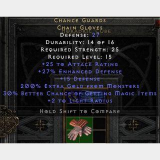Uniques   Chance Guard D2R