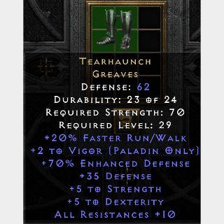 Armor   Tearhaunch Boots D2R