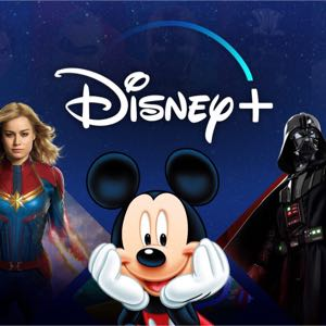 Disney+ one year active subscription