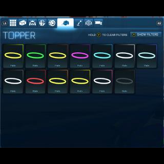 Bundle | Halo Painted Set