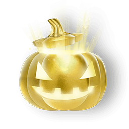 Golden Pumpkin | 100x