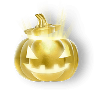 Golden Pumpkin | 50x