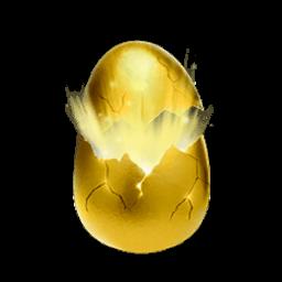 Golden Egg | 60x