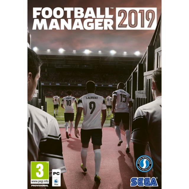 Football Manager 2019 Steam Key EUROPE & Instant Delivery