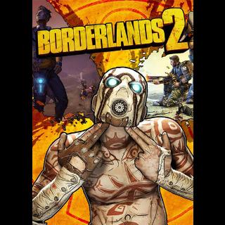 Borderlands 2 - Psycho Pack (DLC) Steam Key GLOBAL