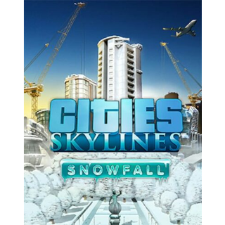 Cities: Skylines - Snowfall (DLC) Steam Key GLOBAL