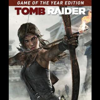 Tomb Raider GOTY Steam Key GLOBAL