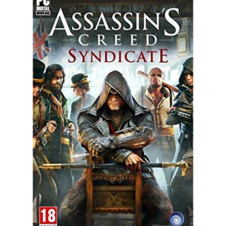 Assassin's Creed Syndicate Uplay Key Global