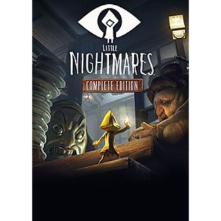 Little Nightmares: Complete Edition Steam Key Global
