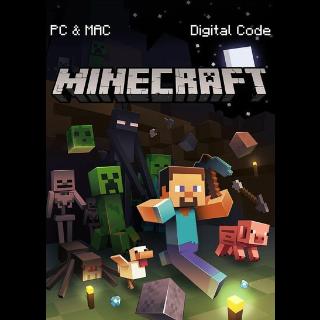 Minecraft: Java Edition Official website Key GLOBAL