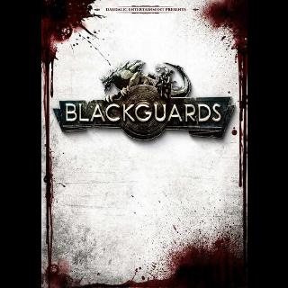 Blackguards Steam Key GLOBAL