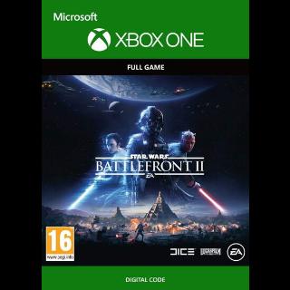 Star Wars: Battlefront II (Xbox One) Xbox Live Key GLOBAL
