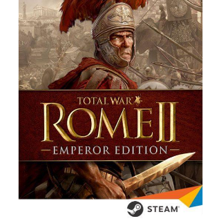 Total War: ROME II 2- Emperor Edition Steam Key GLOBAL
