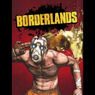 Borderlands (GOTY DLC pack) Steam Key GLOBAL