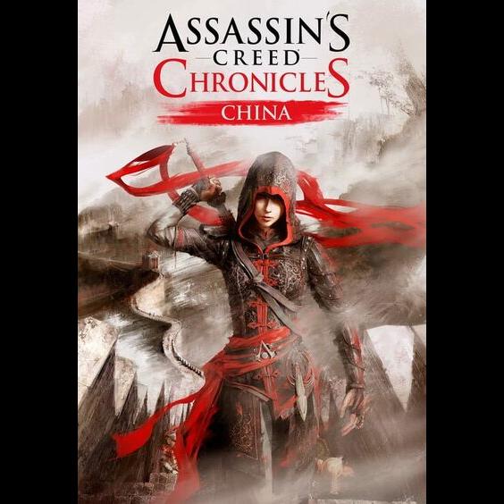 Assassin's Creed Chronicles: China Uplay Key GLOBAL