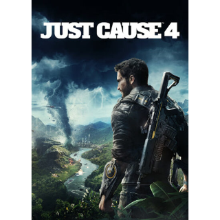 Just Cause 4 + Bonus DLC Steam Key GLOBAL