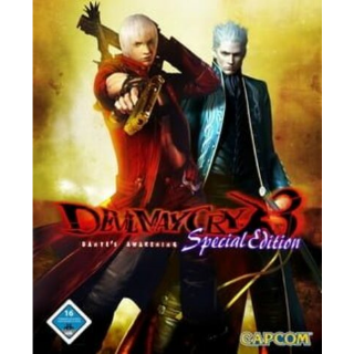Devil May Cry 3 (Special Edition) Steam Global