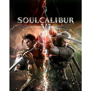 Soulcalibur VI 6 Steam Key GLOBAL
