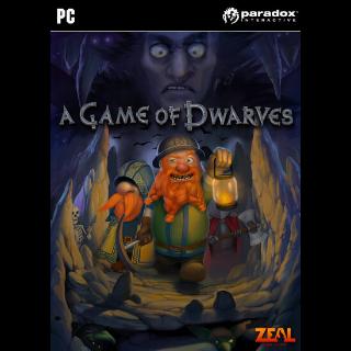 A Game of Dwarves Steam Key GLOBAL