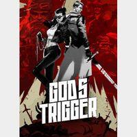 God's Trigger Steam Key Global