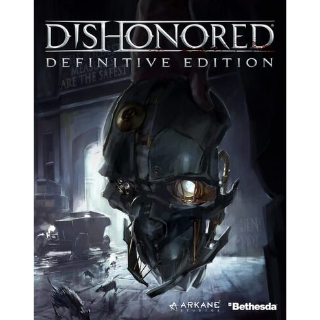 Dishonored Definitive Edition (EN) Steam Key GLOBAL